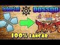 Cara Setting PPSSPP Untuk Bermain Game Naruti Ultimate Ninja Impact (100% Lancar)