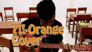Orange 7 Oops Lirik Indonesia Alpha Project