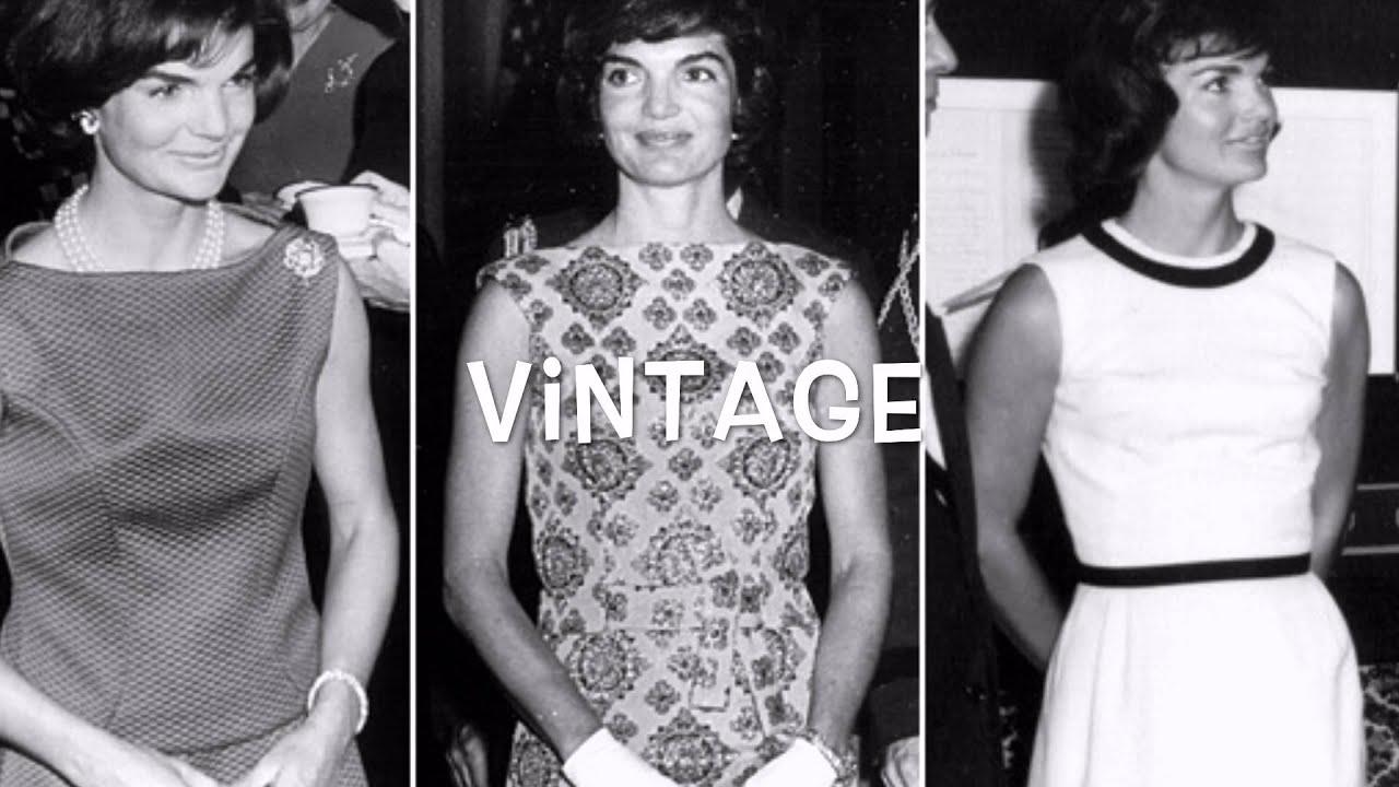 Top 5 Jacqueline Kennedy Onassis Fashion Styles