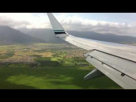 Sacramento - Maui, Hawaii on Alaska Airlines Boeing 737-800 ETOPS