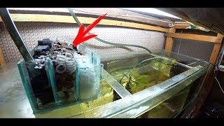 видео Фильтр в аквариум для рыбок