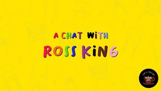 Musical Chairs | Interview   Ross King | September 18 2020 | #CheerUpCharlie Charlie Kristensen
