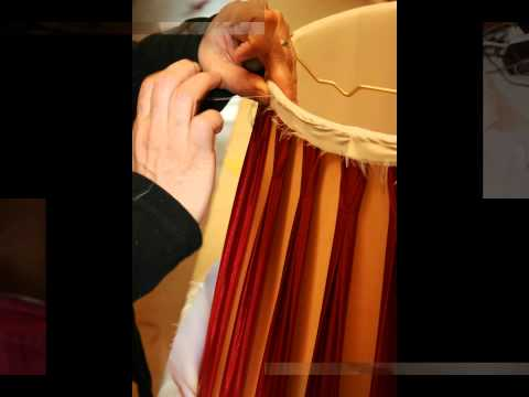Oriental Lampshade Co  Custom Hand Sewn Shades