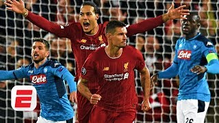 Are Liverpool the best team in the UEFA Champions League this season? | ESPN FC