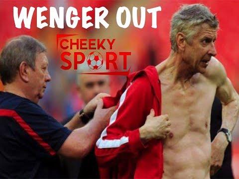ARSENE WENGER IS LEAVING - #WENGER OUT - (BIG RANT!)