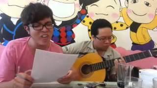[New Song] ĐIẾU THUỐC - Phạm Đình Đức, Guitarist: Chí Linh