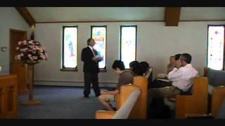 20110522 1 Call to Worship   Scriptures Miriam Michael