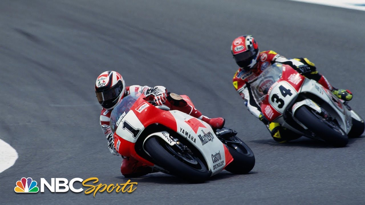 Wayne Rainey, Kevin Schwantz excited for future of MotoGP | Motorsports on NBC