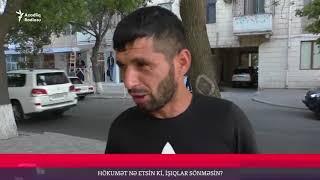 """""""Qırılmalı millətik, çünki bu boyda dövlətin ehtiyat mənbəyi yoxdur"""""""