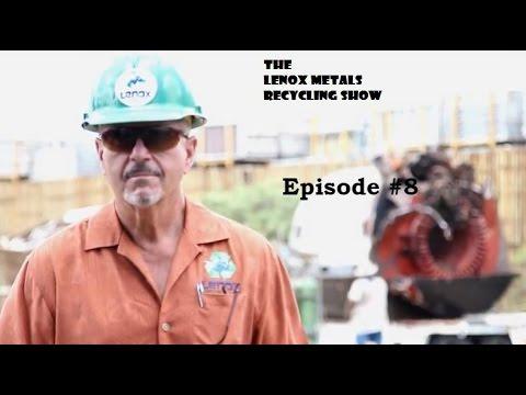 Lenox Metals Episode #8 Where Does The Scrap Metal Go?