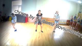 Мот - Мама, Я В Дубае/hip-hop choreography by Lyubomyr Bovsunovskyy
