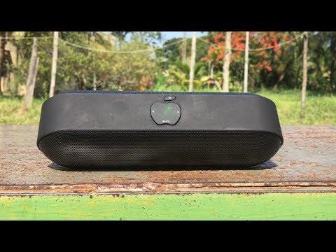Wireless Speaker Around 1000tk Only কমদ ম Wireless Speaker S812 Bluetooth Speaker Youtube