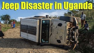 Jeep Disaster in Uganda
