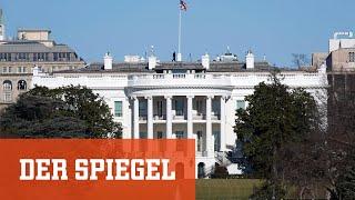 Atomcodes, Teppiche, Desinfektion: So läuft der Umzug im Weißen Haus