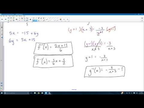 Pre-Calculus: Fall Final Exam Review