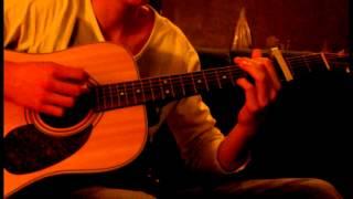 christophe mae - la poupée guitare leçon