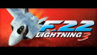 F-22 Lightning 3 Main Menu Music\Sound Track