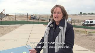 Jouw Noord-Holland - Strandeiland verrijst in water van IJmeer