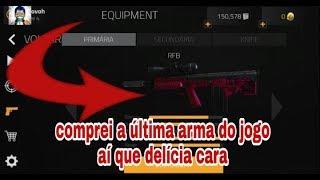 COMPREI A ÚLTIMA ARMA DO JOGO - FOWARD ASSAULT