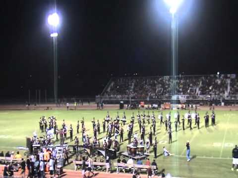 Hamilton High School Marching Band 2011 BETTER QUALITY