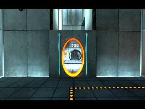 Portal Storyline - Chamber 01 - Super Button