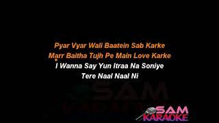 Main Tera Boyfriend Arijit Singh Karaoke Sam Karaoke