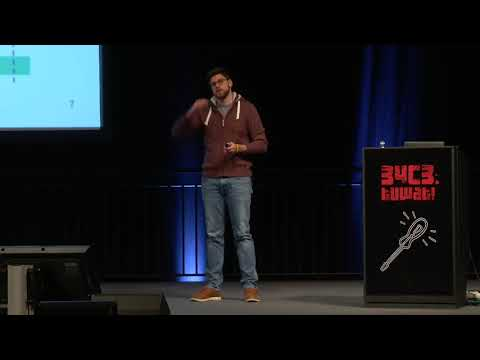 34C3 -  Decoding Contactless (Card) Payments