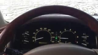 Тест-драйв Tayota Land Cruiser 100 Troffi
