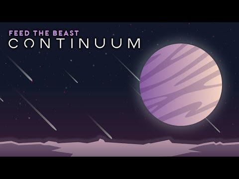 Modded Minecraft - FTB Continuum - Day 1