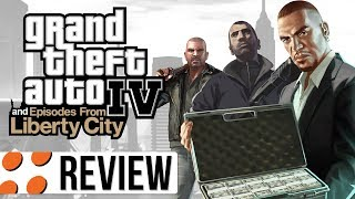 Grand Theft Auto IV & Episodes from Liberty City for PC Video Review