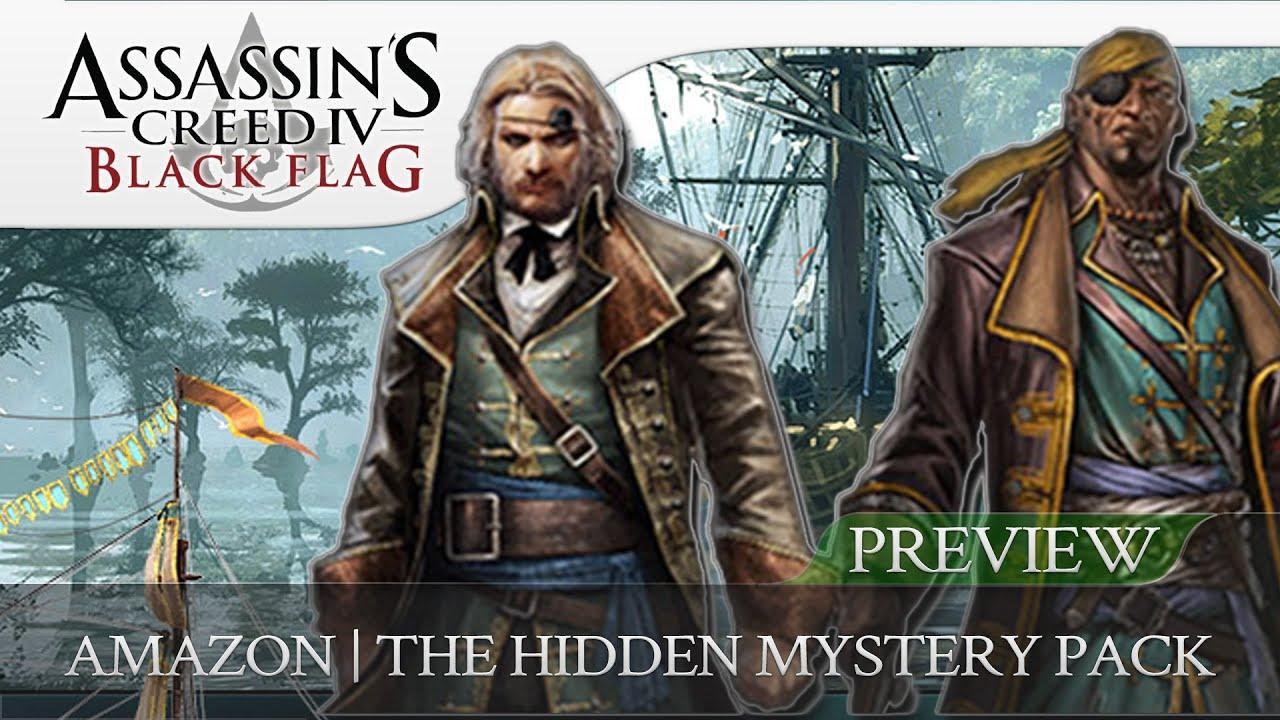 Assassin's Creed 4 Black Flag | Amazon Pre-Order Bonus ...