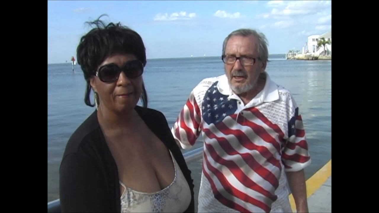Haulover Nude Beach founders Richard and Shirley Mason
