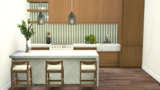 NEW KITCHEN PACK! This CC for The Sims 4 is better than the actual game...