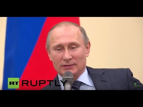LIVE: Putin to meet members of the Russian Popular Front in Moscow