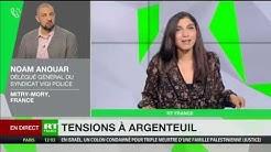 Argenteuil : «Il paraît évident que la police n'est pas impliquée dans ce malencontreux accident»