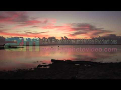 Knysna Timelapse - KT14 (Buffalo Bay Estuary Sunset)