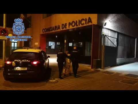 Detenida por apuñalar en el cuello a una vecina en Murcia