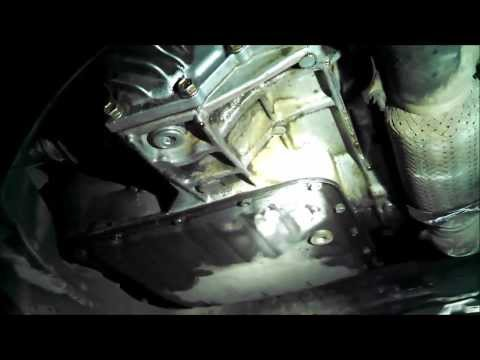 Tacoma Transmission Fluid Change >> Transmission Filter & Gasket Replacement Toyota Camry V6 ...