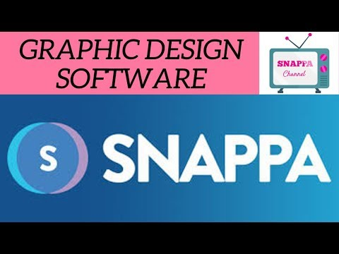 📕 Graphic Design Tutorial Snappa 🚀🚀 Beginning Graphic Design thumbnail