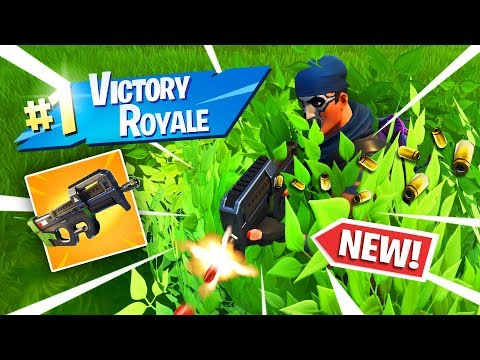 PLEASE NERF THE P90 COMPACT SMG!! in Fortnite