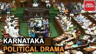 Karnataka Political Drama Continues As Speaker Adjourns The House Until July 22nd