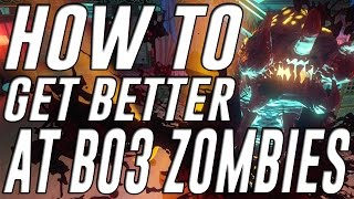 How To Get Better At Black Ops 3 Zombies (Episode 1 - Shadows of Evil)