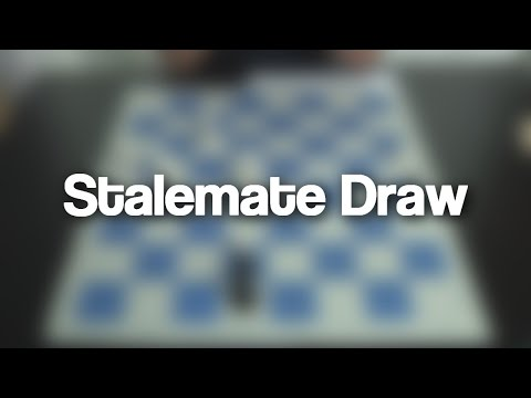 10 - Stalemate Draw (What is a Stalemate?) | Chess