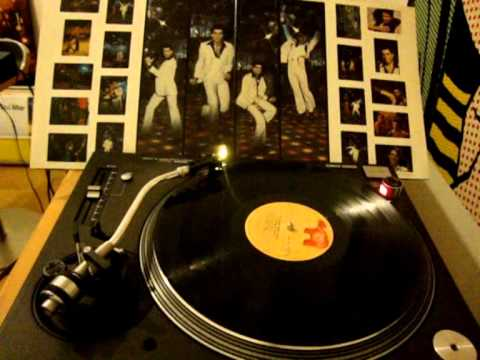 SATURDAY NIGHT FEVER STAYING ALIVE  BEE GEES 1977 RSO RECORDS