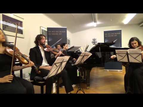 Brigitte Subkov - Solo Piano Concert, Basel, Piano Eckstein (2015)