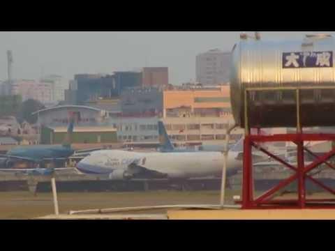 22-02-2014 (1) A-320 BH Air / 747 China cargo / 777 Turkish