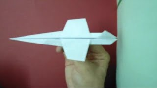 How To Make Easy Origami Plane