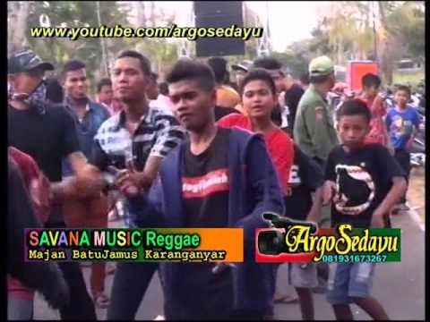 Wis Mangan, Atin Savana Dangdut Reggae