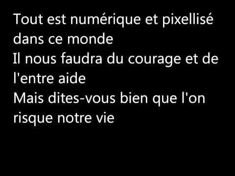 Code Lyoko - Un Monde Sans Danger lyrics