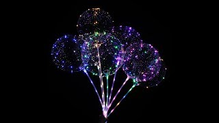 Tutorial Merakit Balon LED / Balon BOBO / Balon Lampu Tumblr Generasi 2